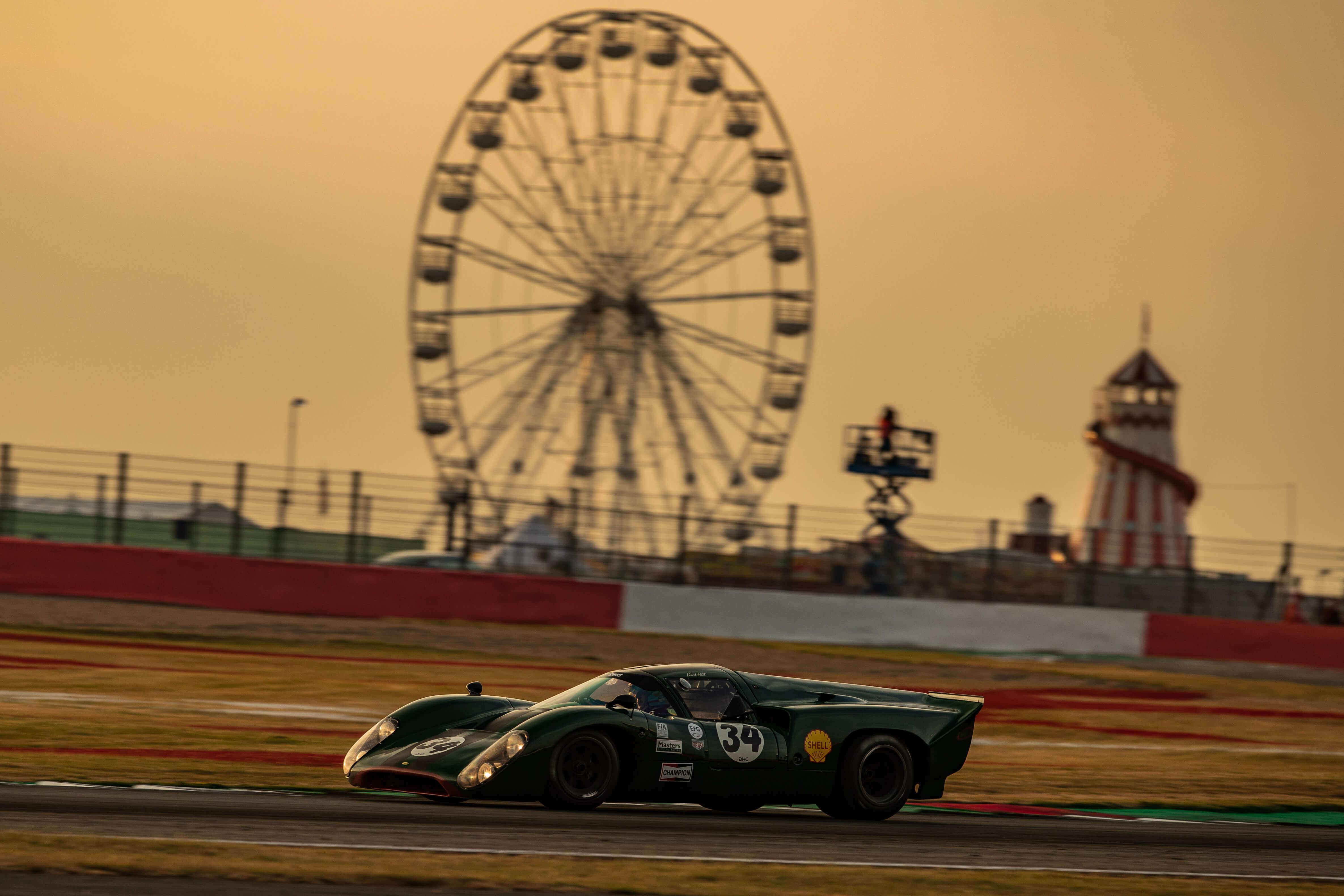 dhg racing media