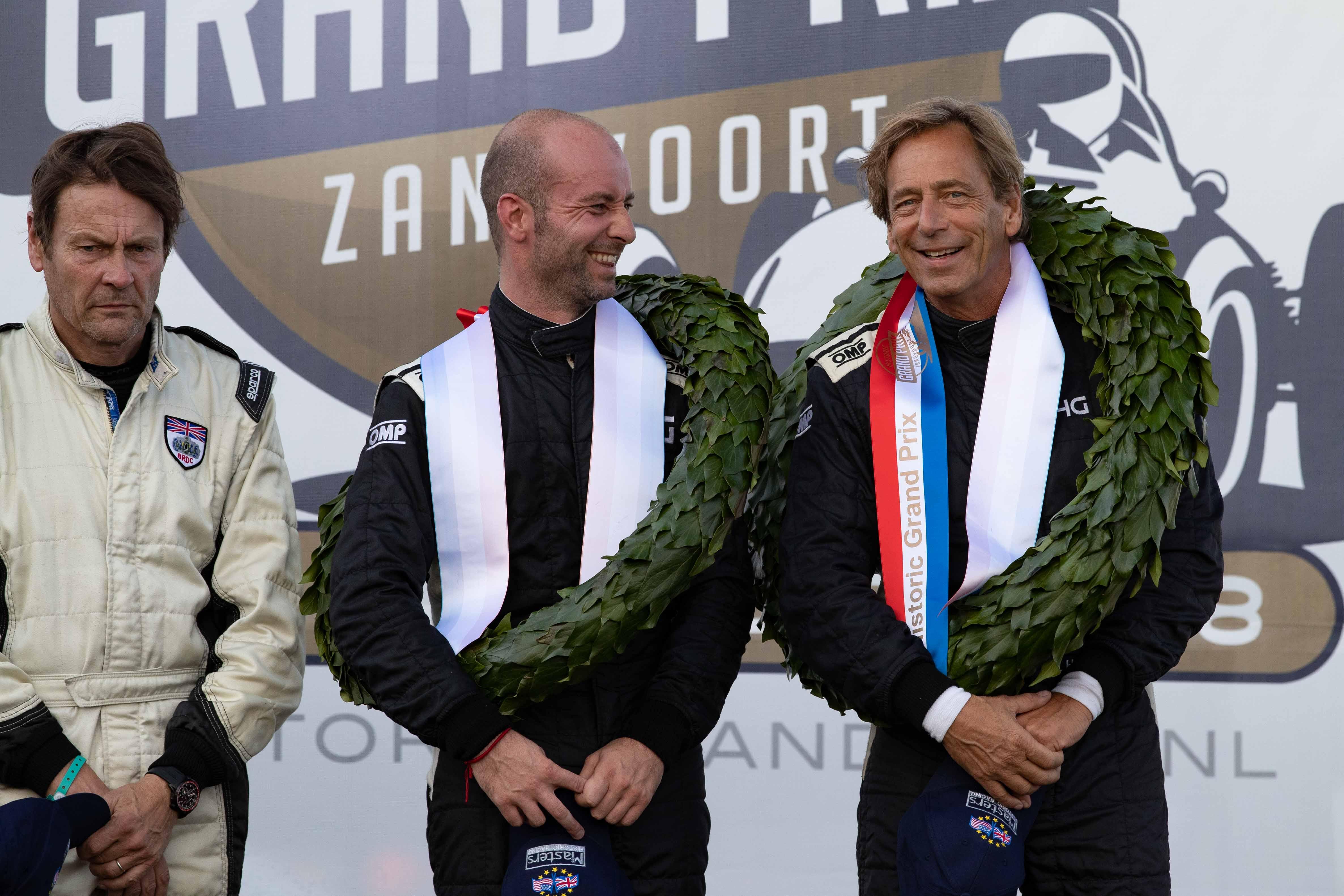 historische grand prix zandvoort 2018