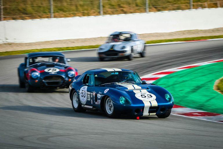 auto series Barcelona dhg racing 2019