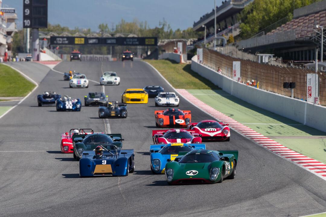 peter series barcelona dhg racing
