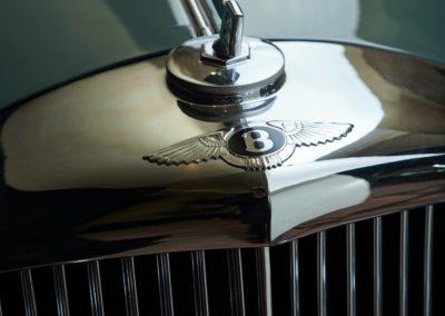 Bentley Continental Mulliner 0050