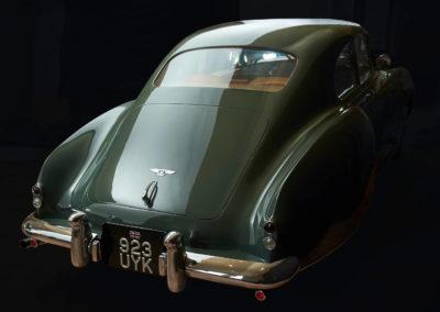 Bentley Continental Mulliner 0365