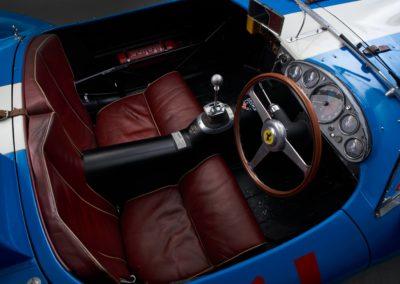 DHG Racing Ferrari 250 TR 4 542