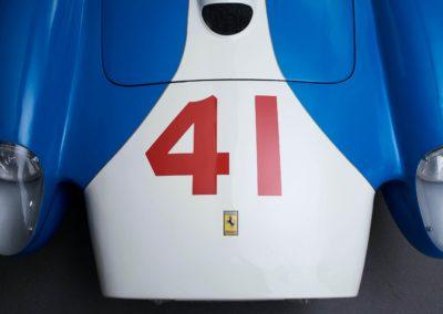 DHG Racing Ferrari 250 TR 517