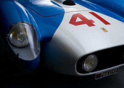 DHG Racing Ferrari 250 TR 520
