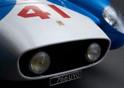 DHG Racing Ferrari 250 TR 522