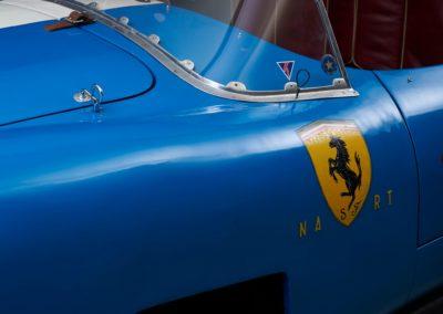 DHG Racing Ferrari 250 TR 545