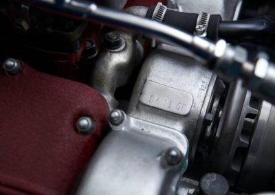 DHG Racing Ferrari 250 TR 568