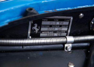 DHG Racing Ferrari 250 TR 569