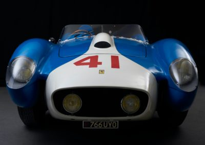 DHG Racing Ferrari 250 TR 6 632