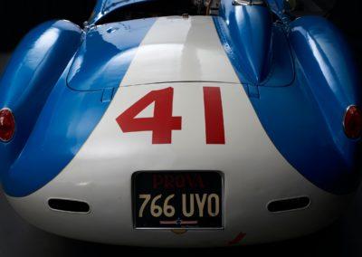 DHG Racing Ferrari 250 TR 609