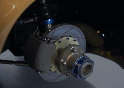 DHG Racing Ford Capri RS 3100 666