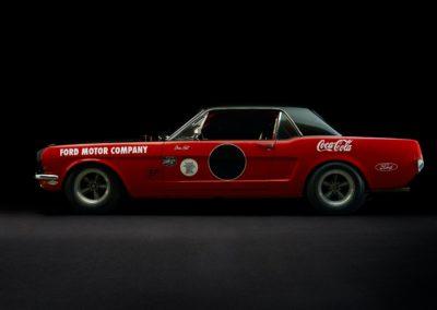 DHG racing 65 Mustang 1-6516