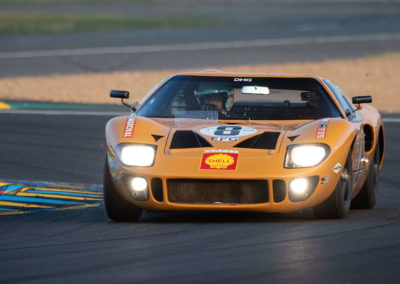 DHR Racing Ford GT40 P1079 5-Lemans Classic