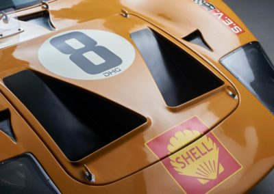 DHR Racing Ford GT40 P1079 63
