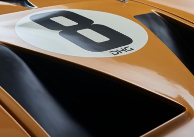 DHR Racing Ford GT40 P1079 70