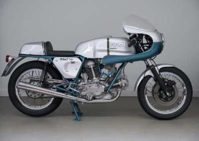 Ducati 750 SS 'stada' 2