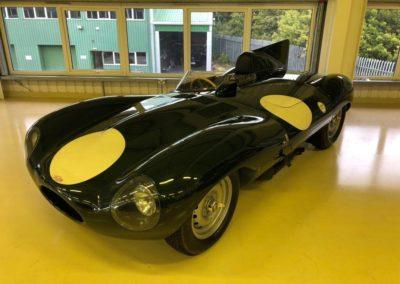 Jaguar D Type 1