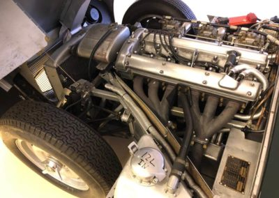 Jaguar D Type 5