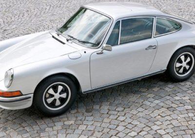 Porsche 911s coupe 1970
